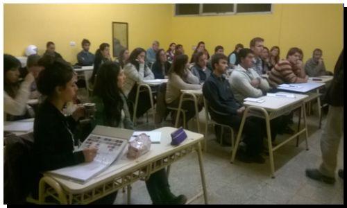 EDUCACIÓN: Capacitacion en SUETRA