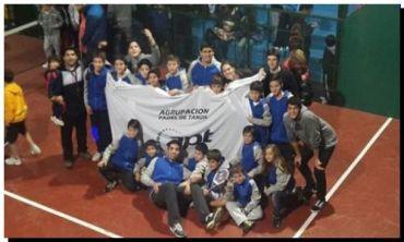 PADEL: Ramil y De Astoreca de Tandil, fueron campeones provinciales en Necochea