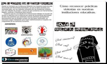 NECOCHEA: Documento del Movimiento Estudiantil