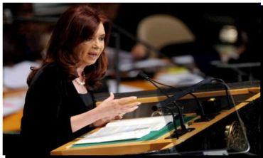 ONU: Presencia de la Presidenta de Argentina