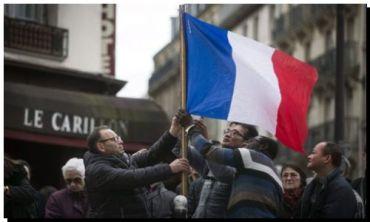 ATAQUES EN PARÍS: Las fuerzas de seguridad lanzan una frenética caza a los terroristas