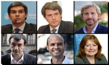 GABINETE: Marcos Peña anunció los ministros