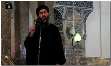 CONFLICTOS: El líder del grupo Estado Islámico amenaza a Israel en una nueva grabación