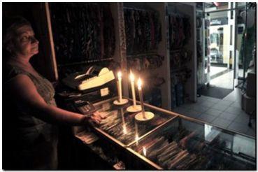 CRISIS: Más de 56 mil usuarios afectados por los cortes de luz en el área metropolitana
