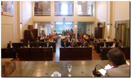 NECOCHEA: No se tratará hoy la rendición de cuentas en el Concejo Deliberante