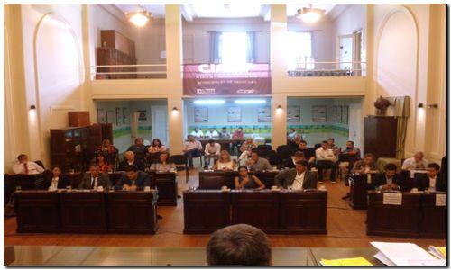 NECOCHEA: Seminario de Técnica Legislativa Municipal