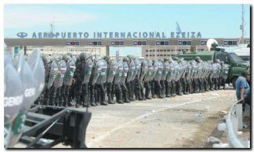 CTA Buenos Aires contra los límites a las manifestaciones