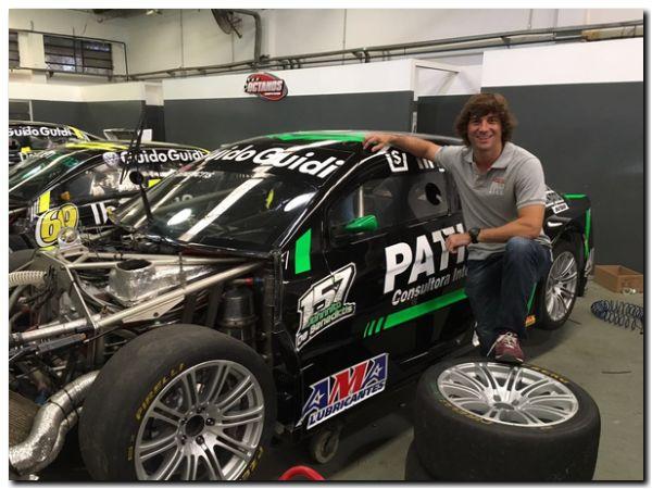 TOP RACE: Juan De Benedictis confirmó su participación