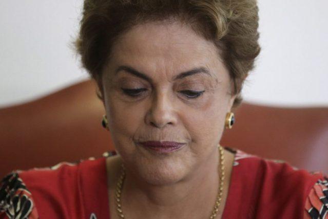 Dilma, «impeachment es pena de muerte política»