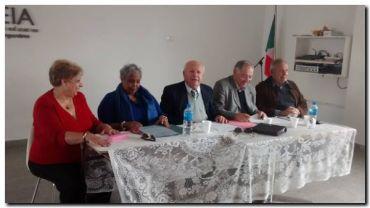 NECOCHEA: Reunión del COMITES