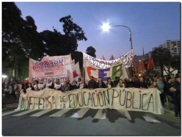 La CONADU Histórica para en reclamo de un inmediato incremento salarial