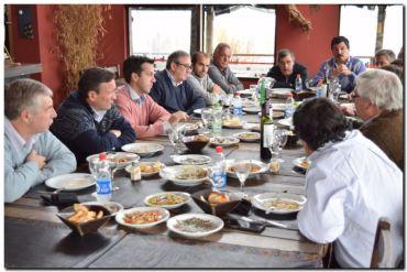 Trabajo en conjunto para el crecimiento de Puerto Quequén