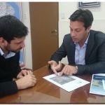 Obras de pavimentación y desarrollo de infraestructura en los Accesos a Puerto Quequén