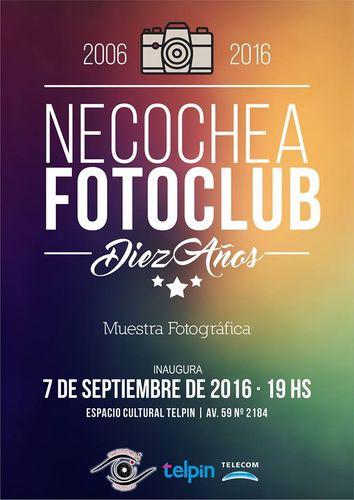 10 años del Necochea Foto Club