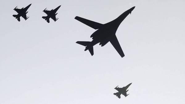 EE UU envía bombarderos a Corea del Sur como advertencia a Kim Jong-un