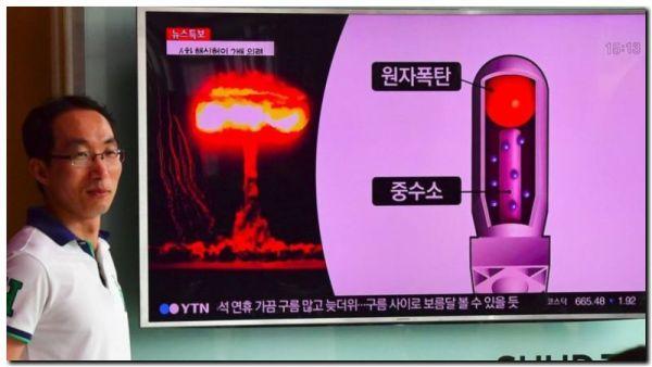 Una nueva prueba nuclear en Corea del Norte provoca un fuerte terremoto
