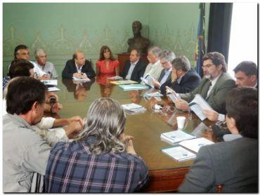 CARBAP se reunió con legisladores provinciales del Frente Para la Victoria en La Plata