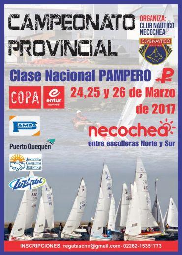 PUERTO QUEQUÉN será el escenario del Campeonato Provincial de Regata