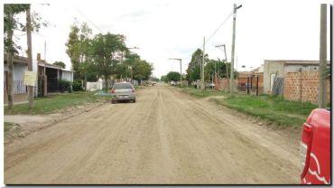 NECOCHEA: Sigue a pleno ritmo el arreglo de calles