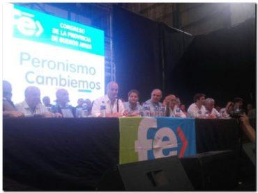 ELECCIONES 2017: Momo Venegas profundiza su discurso oficialista y sella respaldo a Cambiemos