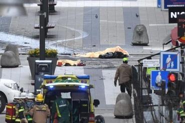 """EL MUNDO: Otra vez un camión, """"Suecia fue atacada"""""""