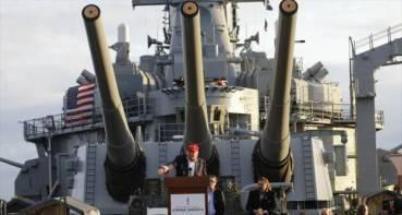 EL MUNDO: Los cañones apuntan a Corea del Norte