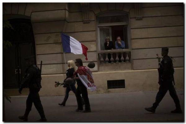 FRANCIA: Un país con ataque de pánico