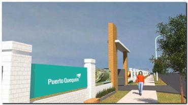 PUERTO QUEQUÉN: Se posterga la Inauguración del Espacio Polifuncional Mar 6