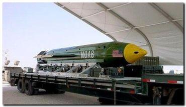 EL MUNDO: Superbomba de EEUU mató a 82 yihadistas