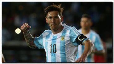 """MESSI: Alivio y protestas por """"indulto"""" de la FIFA"""