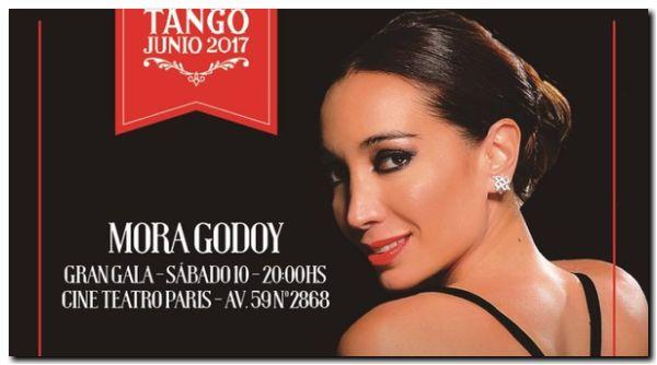 RUTA DEL TANGO: Se viene la segunda gala con Mora Godoy