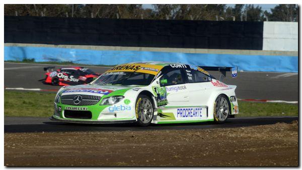 TOP RACE SERIES: Gran sábado de La Pantera en Rosario