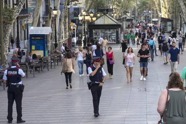 BARCELONA: Ciudad señalada, ataque esperado