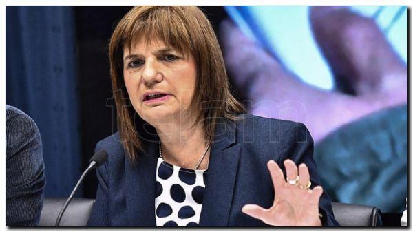 """SENADO: Bullrich rechazó la """"politización"""" del caso Maldonado y aclaró que están abiertas todas las hipótesis"""