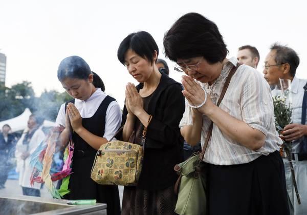 EL MUNDO: Hiroshima recuerda 72 años de tragedia nuclear