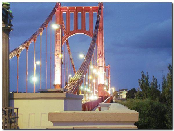 NECOCHEA: Se restringirá el tránsito en los puentes por tareas de limpieza