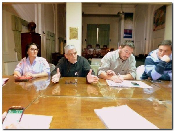 NECOCHEA: Se analizó en el Concejo Deliberante la situación del Casino
