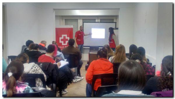 NECOCHEA: Comenzó el tercer curso del año de primeros auxilios y RCP
