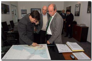 PROVINCIA: Renunció el subsecretario de Puertos