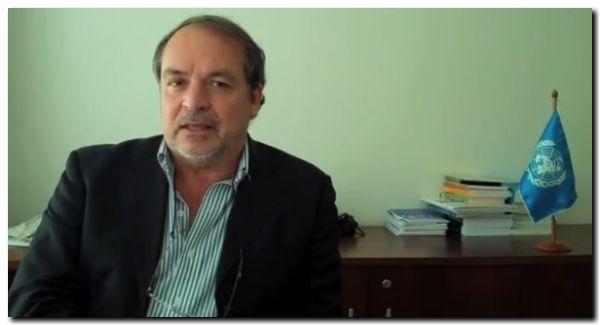 """ONU le pide al Gobierno que """"redoble esfuerzos"""" para encontrar a Santiago Maldonado"""