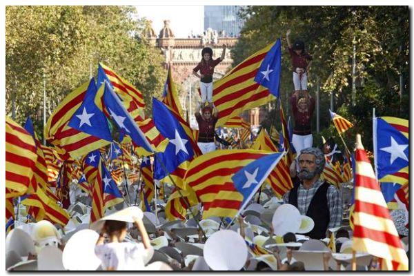 CATALUÑA: Ganamos derecho a independencia