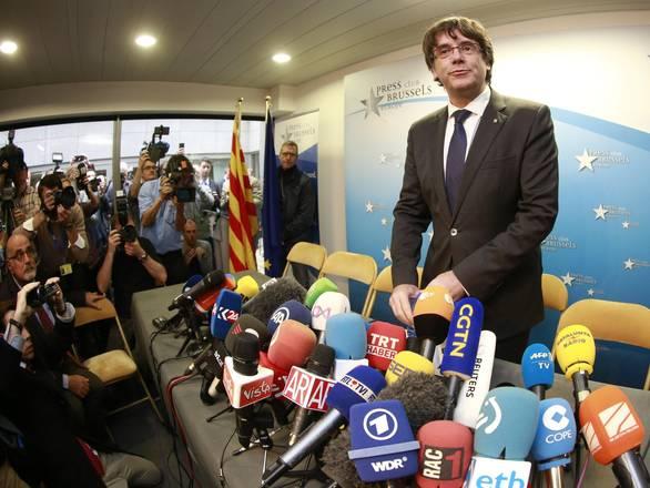 CATALUÑA: Justicia España no da garantías