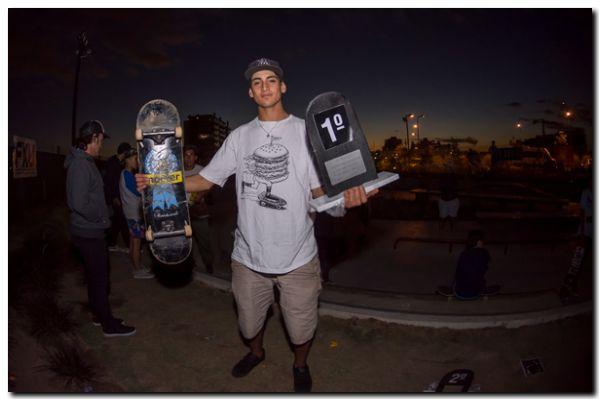 DEPORTES: El Skate tiene un nuevo Campeón Argentino