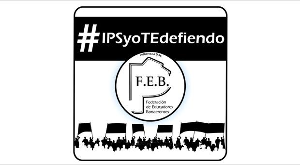GREMIOS: La FEB convoca a un abrazo en defensa del IPS