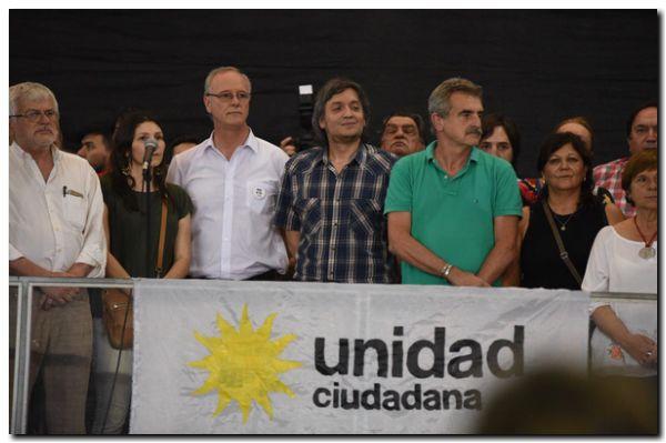 POLÍTICA: Comunicado de Unidad Ciudadana. El Estado de excepción