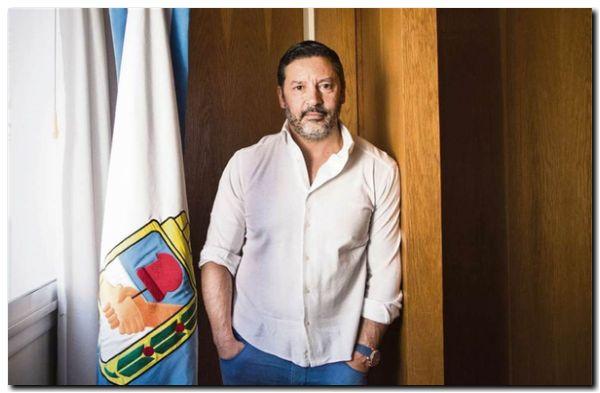 POLÍTICA: Gustavo Menéndez en Necochea este domingo