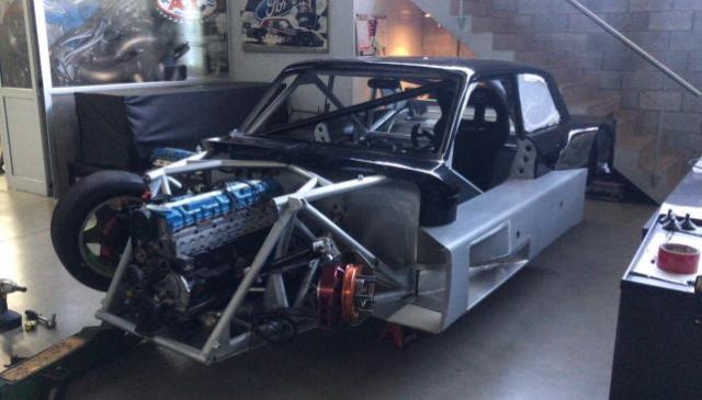 AUTOMOVILISMO: El auto de Gialombardo listo para De Benedictis