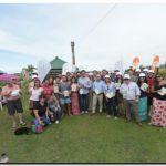 POLÍTICA: Legisladores recorrieron las playas con consejos para prevenir el ACV