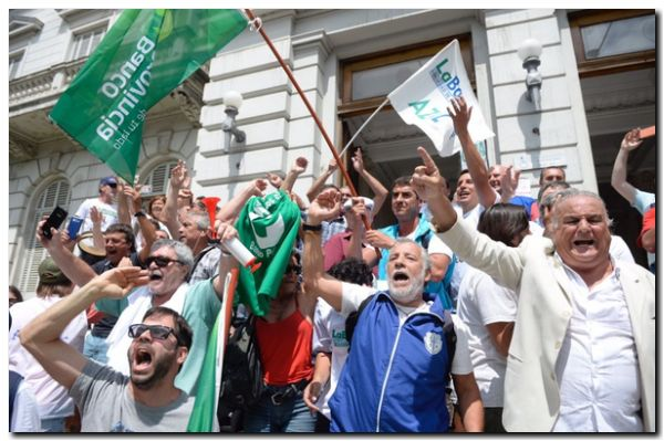 GREMIALES: La Bancaria recurre a la Corte por la reforma jubilatoria del Bapro