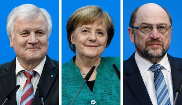 ALEMANIA: Acuerdo sobre la Gran Coalición
